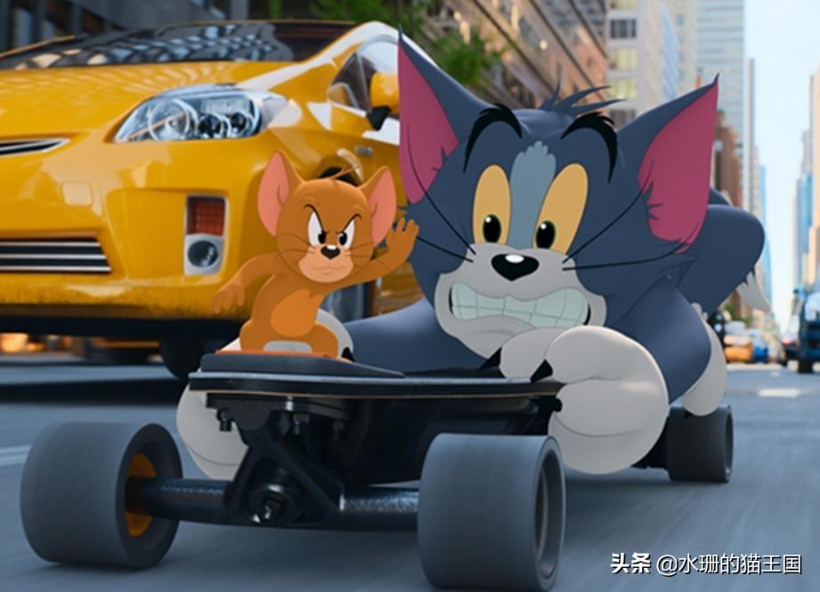 猫和老鼠电影中国 预告 福牛贺新岁红红火火过大年