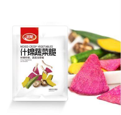 百事、中粮、卫龙……纷纷入局,果蔬脆片会成为今年秋糖的爆款零食吗?!