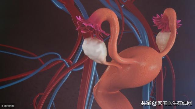 """这4个疾病,会把输卵管""""堵住"""",卵子就无法到达子宫了"""