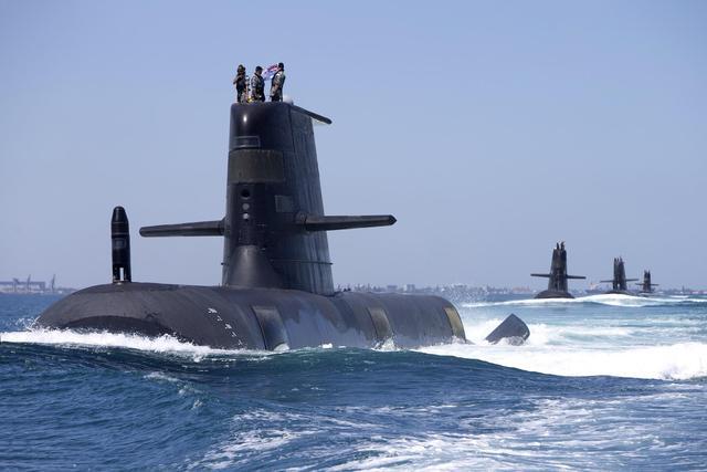 澳大利亚选核潜艇为哪般?美媒解释:法国潜艇设计和成本都有问题