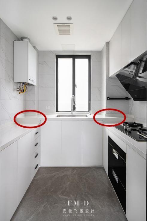 一个厨房好不好用,要看这4条人体工学设计,不相符理干活又酸又累