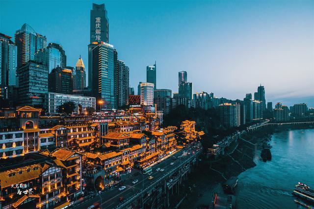 一生必去的中国15座网红城市,去过10个以上的人一定见多识广