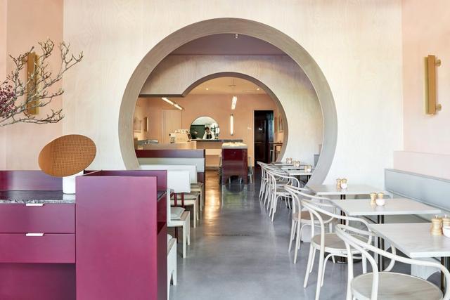 墨尔本怀旧亚洲风餐厅设计