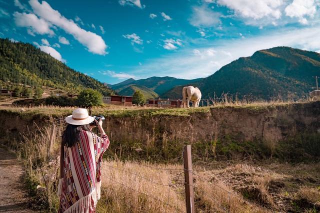 走進如世外桃源般的夏烏村,邂逅雙彩虹的魅力