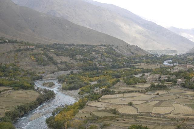 阿富汗全国河山只剩下一处仍在与塔利班为敌,如今也濒临失守