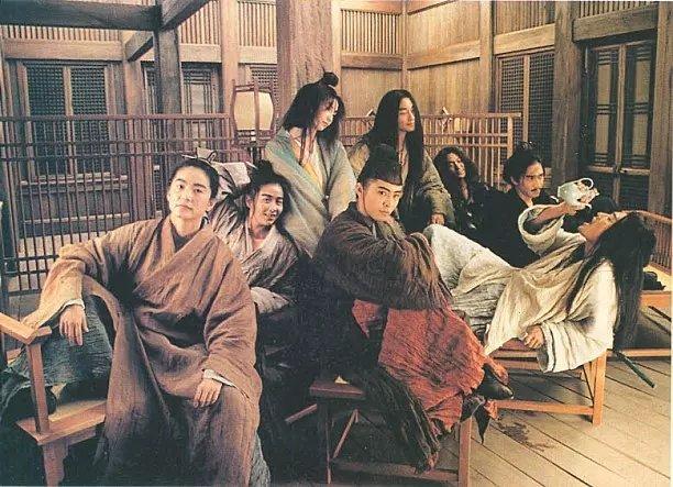 史上阵容最蓬勃的6部香港电影,末了一部请来半个娱笑圈