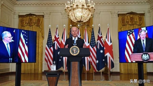 李牧:澳大利亚被全球孤立,大型社死现场,和美国人混下场有多惨
