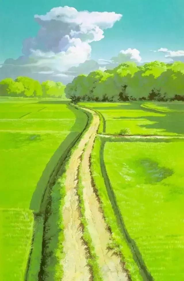 谜走在阳世 插曲:农场