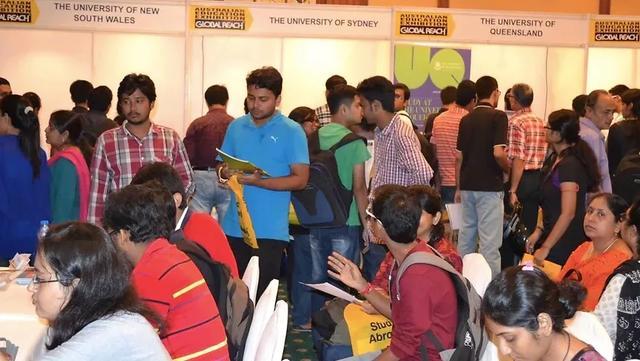 印度留学生最快年底返回澳大利亚,中国留学生或也有此机会?