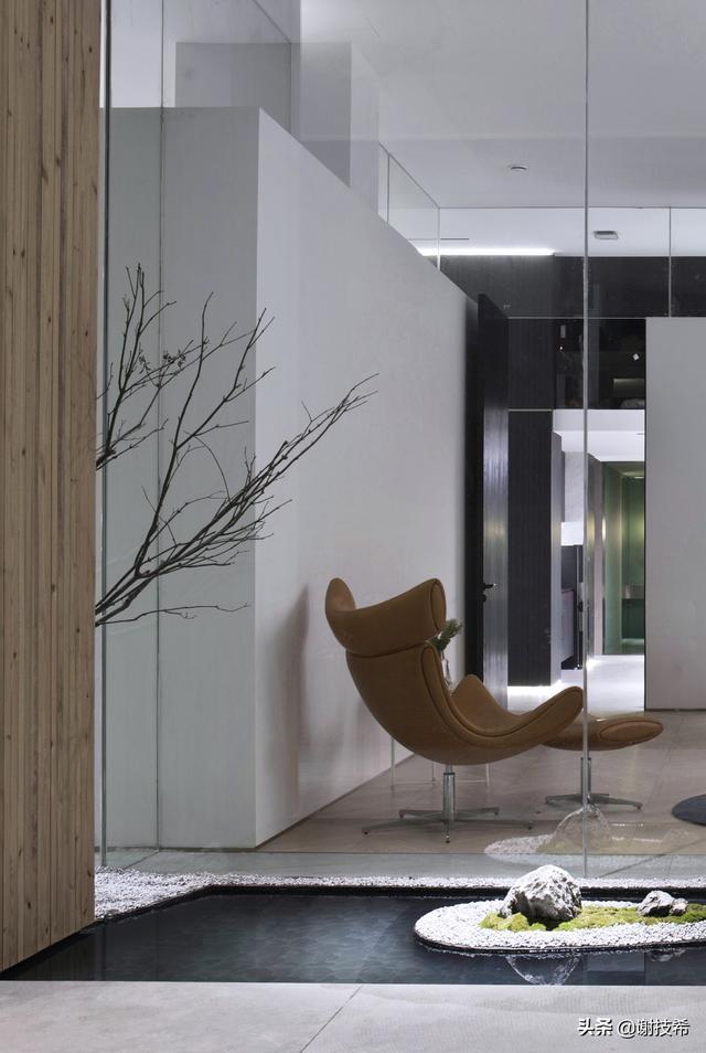 2021年最新凸起办公空间设计案例-万阳城让员工不想回家的办公室