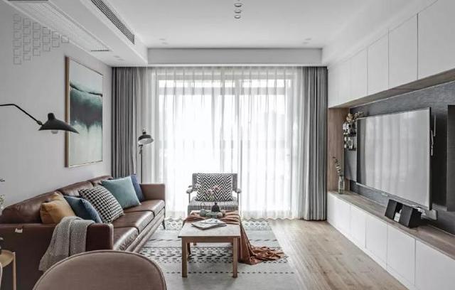 晒晒北欧风新家,如沐春风的装修,一回到家就觉得稀奇放松