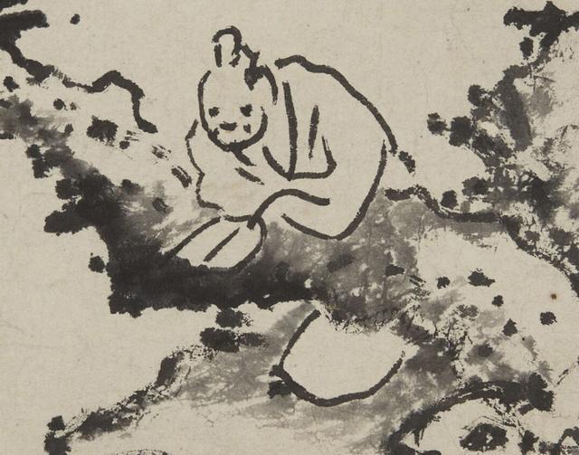 """搞笑古代漫画图片大全大图:笑skr人!古画中到底藏了多少""""戏精""""?太太太搞笑了"""