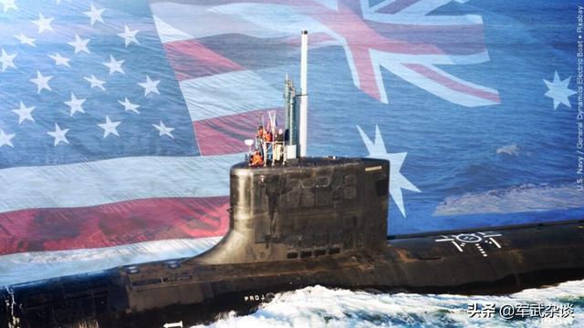 中俄该卖核潜艇吗?美国卖核潜艇给澳洲,这是拜登今年最大的错误