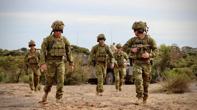 日本没有下限,勾连澳大利亚,放纵驻军犯罪,对抗中国已不惜代价