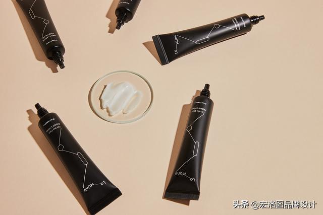 各栽各样的化妆品设计风格