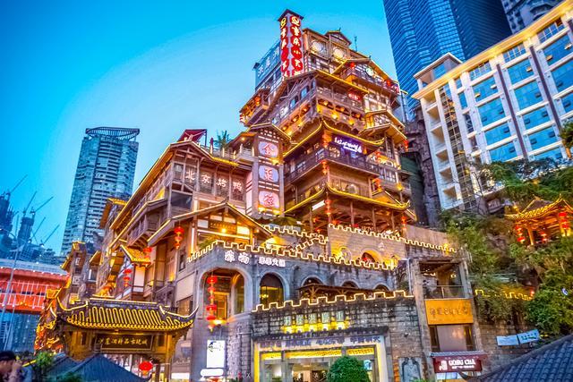 去重庆十大必去景点,你打卡了几个?