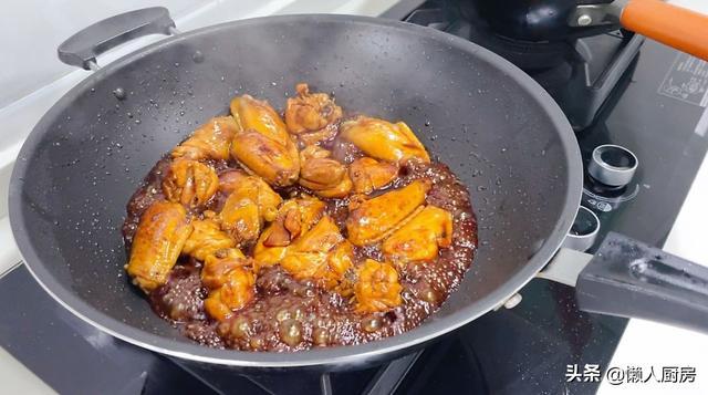 飯店燒的紅燒雞肉那麽好吃!訣竅就在這裏