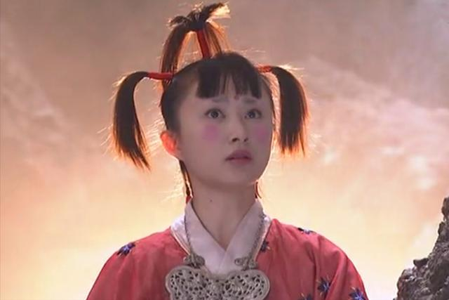 新《天龙八部》天山童姥上线,比舒畅辣眼睛,颜值完全不敌巩俐版