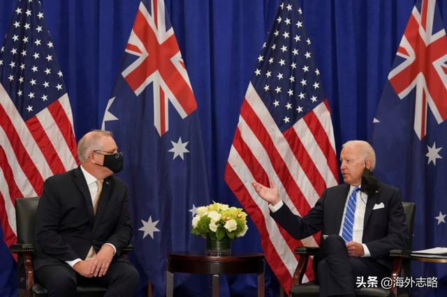 美方急于对华和解,连续3次主动软化立场,哄骗澳大利亚充当恶犬