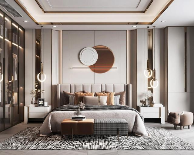 35款卧室设计 | 一个益的卧室设计,是创造良益睡觉的根本