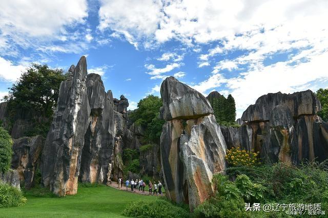 中国时兴的风景有哪些?长白山、金石滩、石林都很美,实在太多了