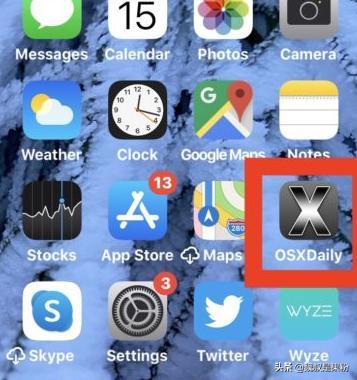 教大家如何在iOS13的iPhone苹果手机和iPad的主屏幕上添加网站