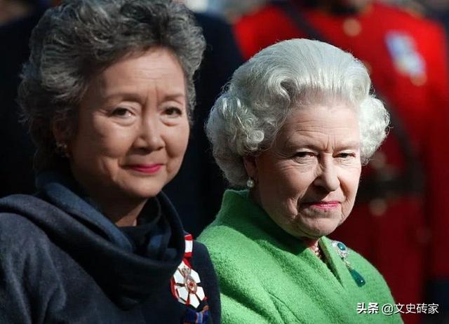 加拿大首位华裔女总督,一生充满传奇,心系中国却不会说中文