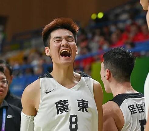 全運會U19男籃-孫浩欽狂砍43分張昊貢獻兩雙 廣東大勝浙江勇奪冠軍