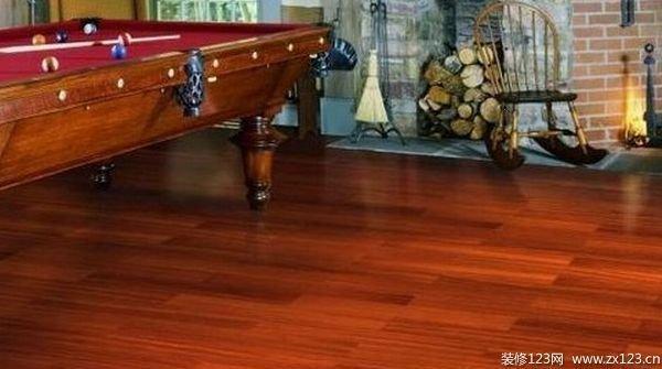 实木地板哪个牌子益 2014实木地板十大品牌排名