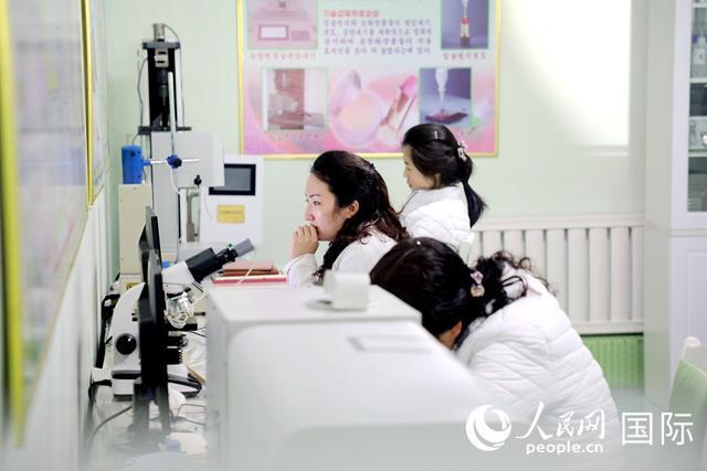 探访朝鲜最大化妆品厂——平壤化妆品厂