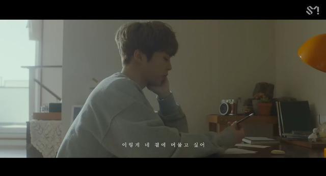 【日韩MV选举】XIUMIN金珉锡(EXO)《理由(You)》:最奇怪的一份礼物To You!