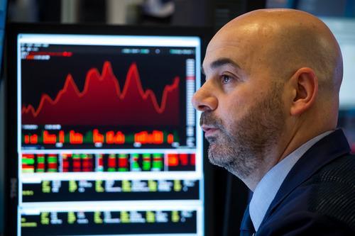 全球炎点   股市跳水央走放水,美国慌了?
