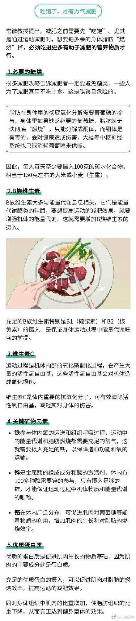 节食减肥到底有没有用?5个习惯让你吃不胖