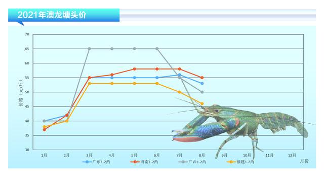 澳洲淡水龙虾:暴跌5元/斤!或将上演大烂市?——《水产前沿》2021年9月刊市场趋势