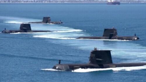 澳大利亚核潜艇项目,可能变卦