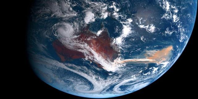 澳大利亚野火引发南大洋大规模藻类繁殖 带出关于海洋碳吸收的新问题