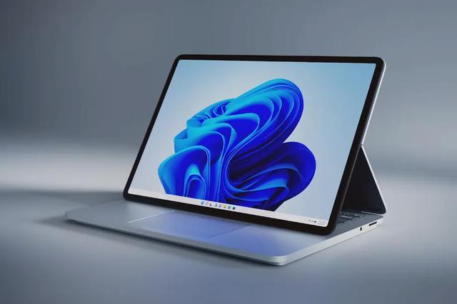 微软发布Surface Laptop Studio:拥有三种形态的旗舰笔记本电脑