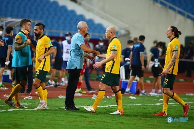 澳大利亚主帅:压力都在日本那边,他们三场比赛只赢了一场