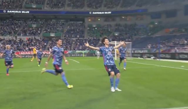 日本胜澳大利亚B组出线形势大乱,国足对阵沙特赢球才有出线可能