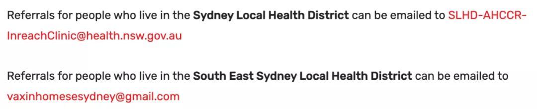 澳洲免费上门接种开始实施,主要覆盖华人区,预约就能在家打疫苗