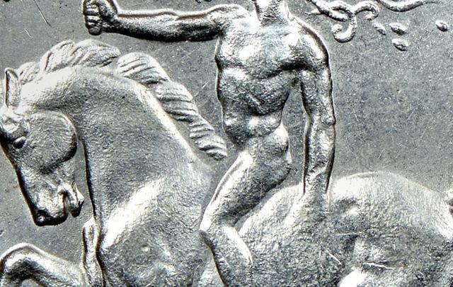 假币鉴别:澳大利亚1934年至1935年维多利亚墨尔本1弗罗林纪念币
