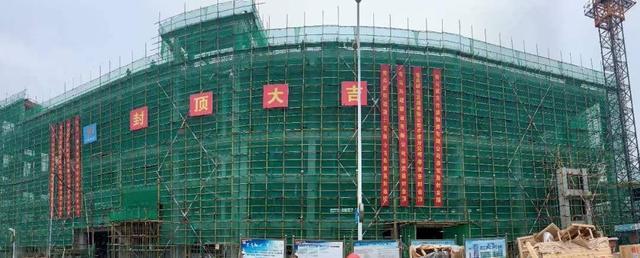 青岛碱业发展新项目封顶,高端硫酸钾年产量将达16万吨