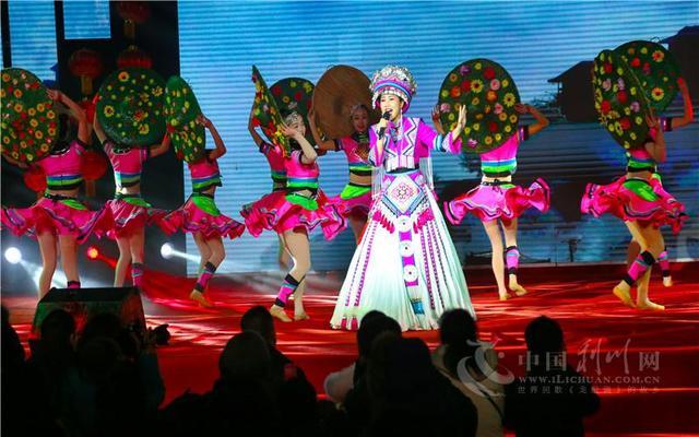 年味全盘 利川2019年春节文化惠民演出精彩纷呈