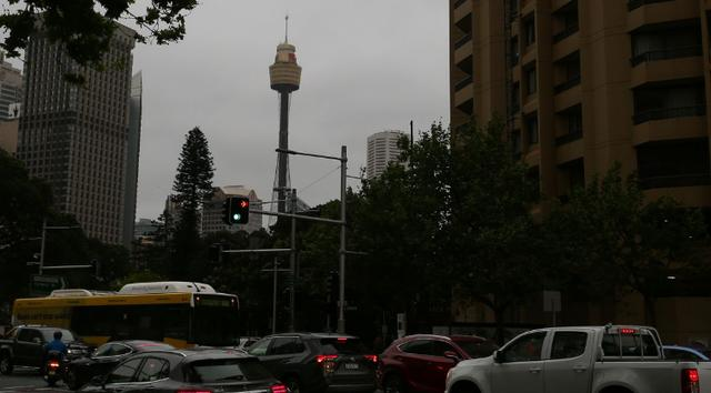 今天,悉尼人民自由了