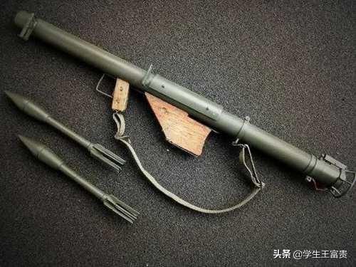 二战各国反坦克火箭筒
