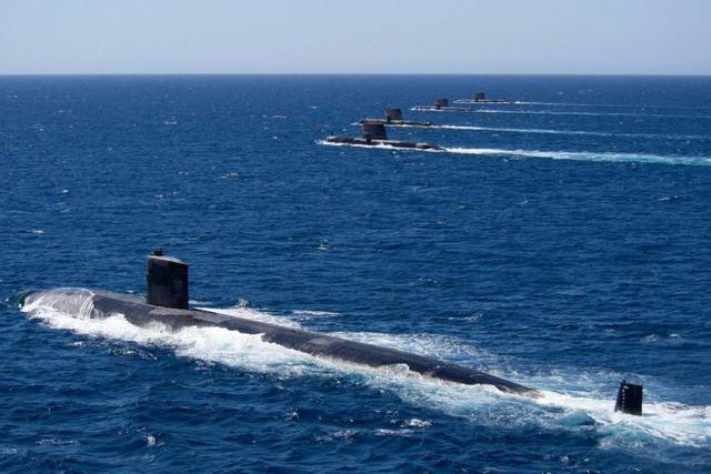 美方出核潜艇武装澳大利亚,只能拉英澳搭圈子,根本指挥不动别国