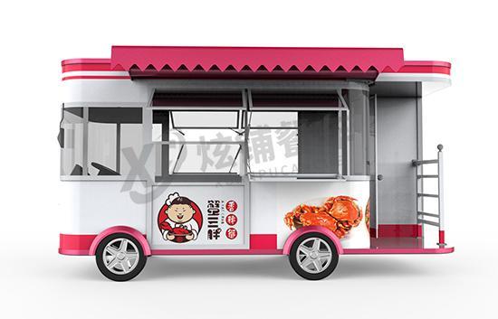 美食小吃车投资到底该如何选择?