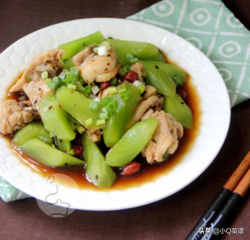 莴笋的做法大全家常菜(凉拌莴笋丝的做法)