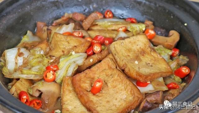 冬天我家最愛吃的一鍋炖,搭配4種食材,營養又解饞,<b><a href=