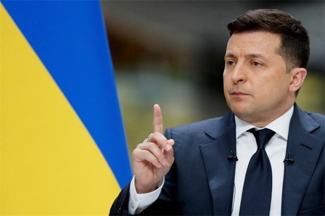 """""""不排除与俄全面开战可能""""!乌克兰总统语出惊人,俄方火速回应"""